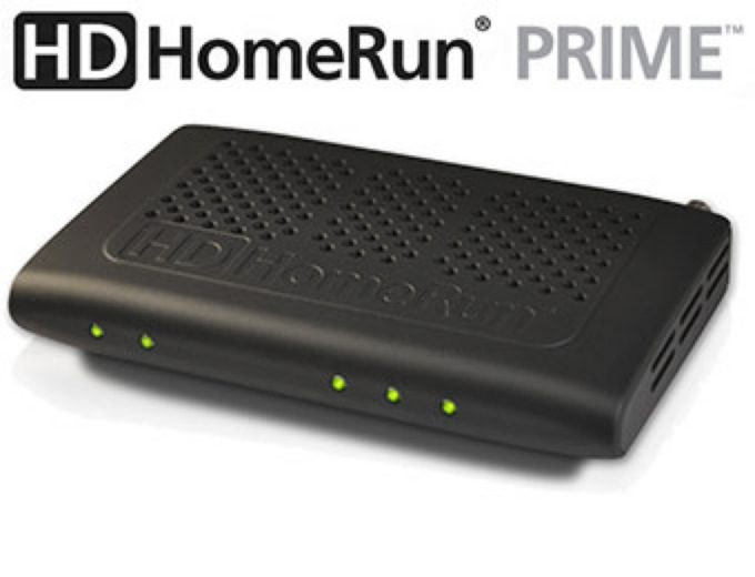 SiliconDust HDHomeRun Prime HDHR3-CC