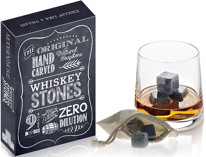 Original 100% Natural Whiskey Stones