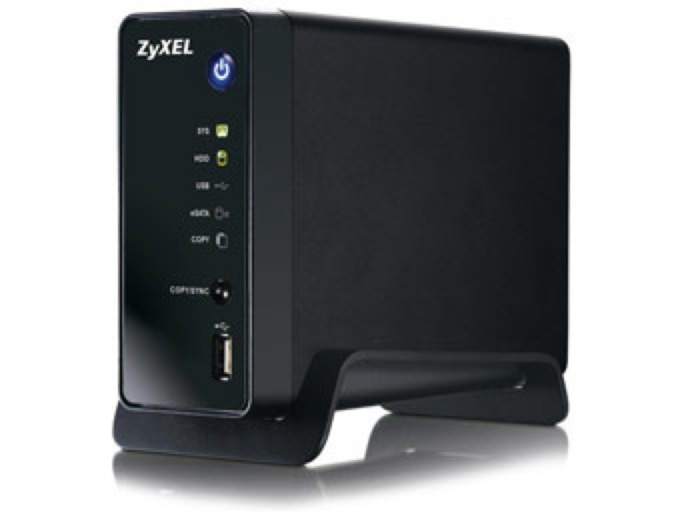 ZyXEL NSA310 Storage and Media Server