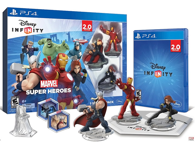 Disney INFINITY: Marvel Super Heroes PS4