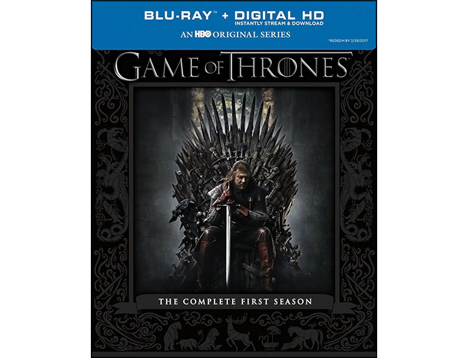 Game of Thrones: Season 1 Blu-ray