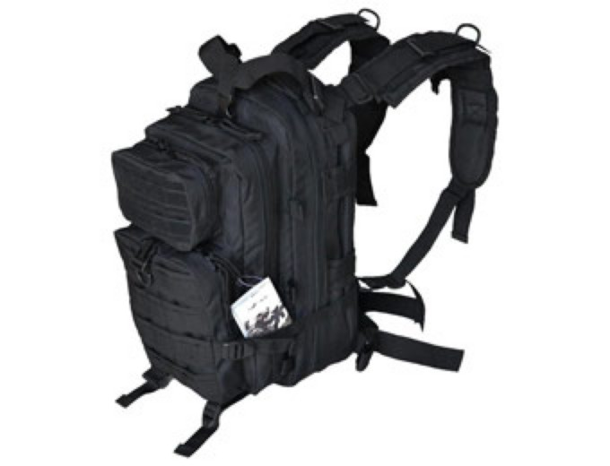 Every Day Carry Tactical Backpack w/Molle Webbing