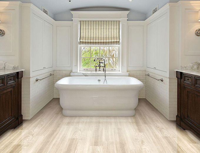 Trafficmaster Allure Ultra Vinyl Flooring