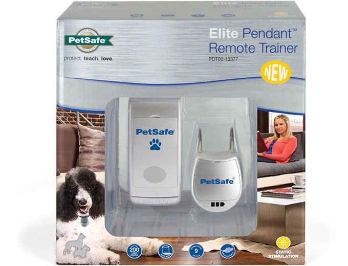 Petsafe Elite Pendant Remote Dog Trainer