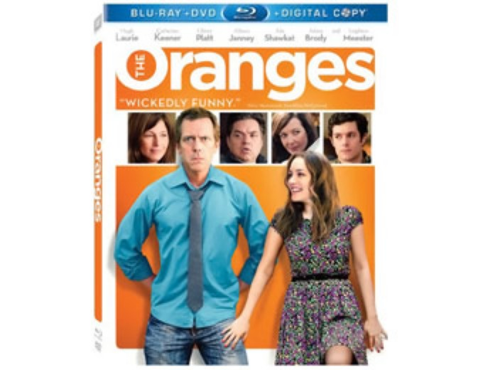 The Oranges (Blu-ray)