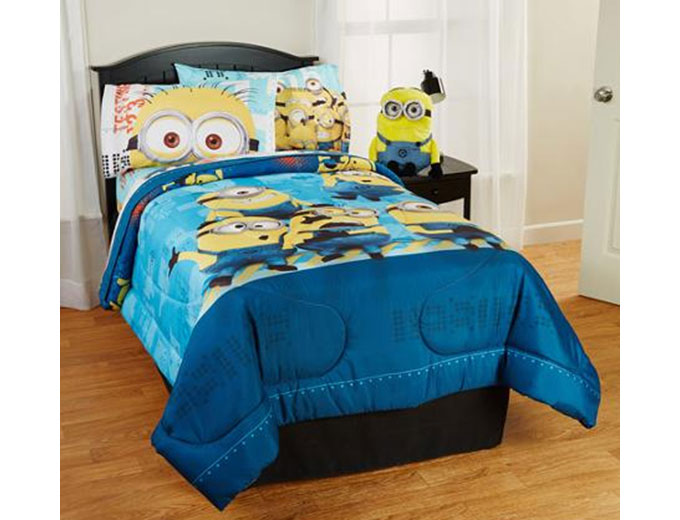 Despicable Me 'Minions' Bedding Comforter