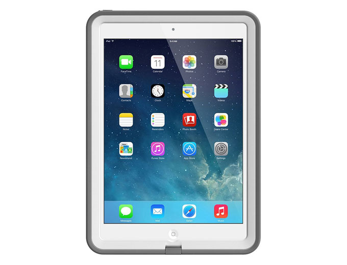 LifeProof Fre & Nuud Cases For iPad Air