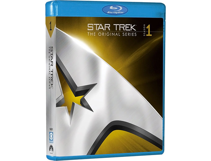Star Trek: Original Series Season 1 Blu-ray