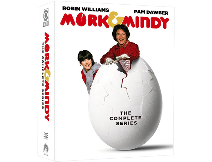 Mork & Mindy: Complete Series DVD