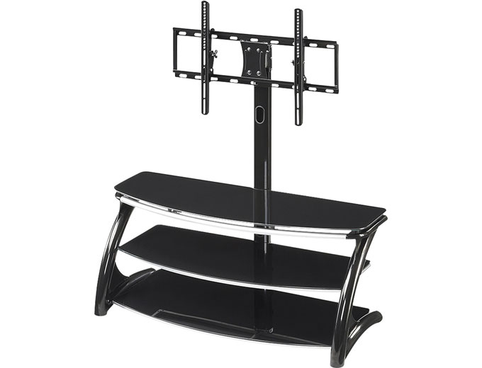 50 Off Whalen Bbxlo2250bs 3 In 1 Flat Panel Tv Stand 199 Shipped