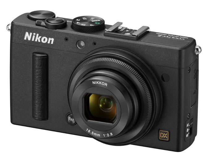 Nikon Coolpix A 16.2 MP Digital Camera