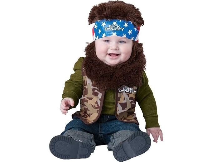 Duck Dynasty: Willie Infant/Toddler Costume