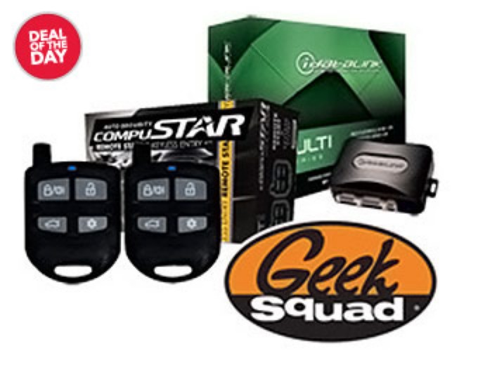 CompuStar Remote Start w/ Installation