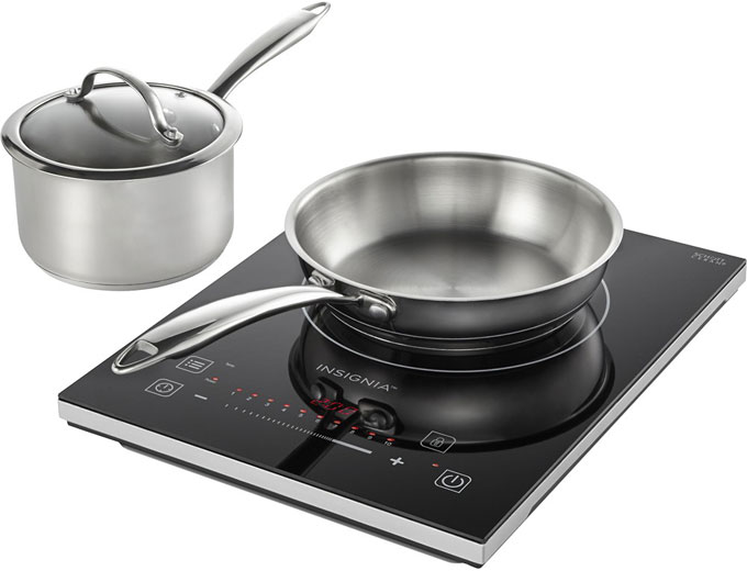 "Insignia 12"" Electric Induction Cooker"