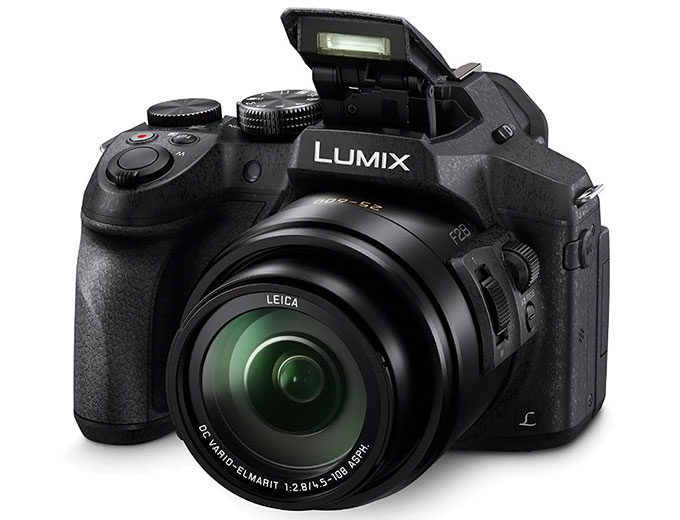 Panasonic LUMIX DMC-FZ300K 4K Camera