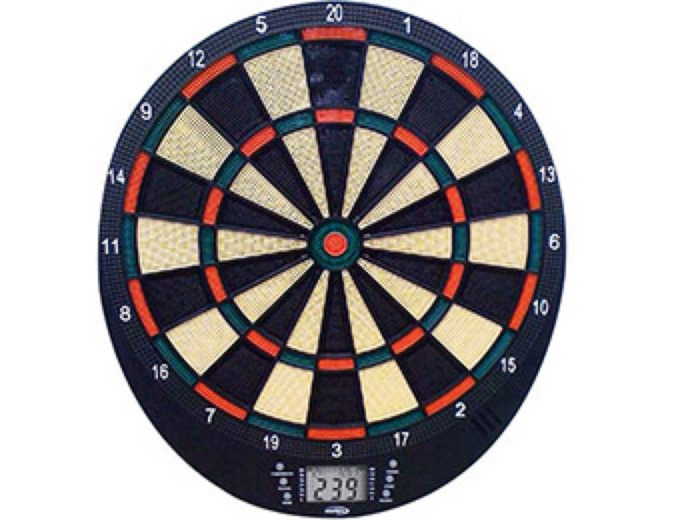 Halex Striker Electronic Dartboard