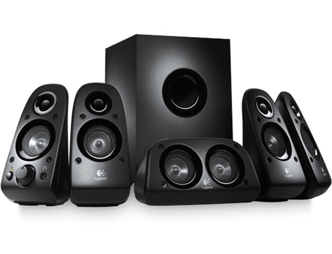 surround sound speakers z506 manual