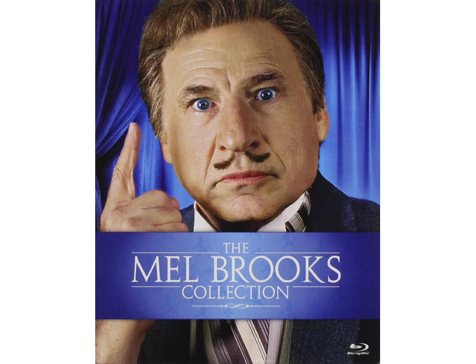 The Mel Brooks Film Collection Blu-ray