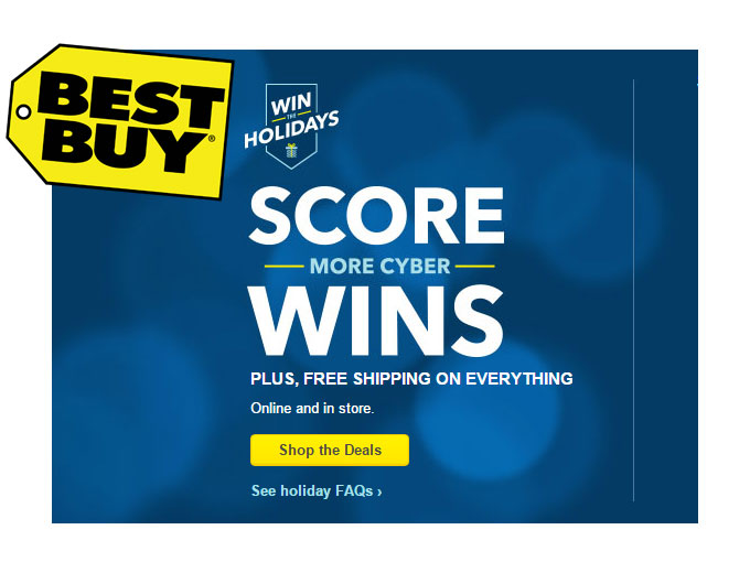 Best Buy Cyber Deals Extended