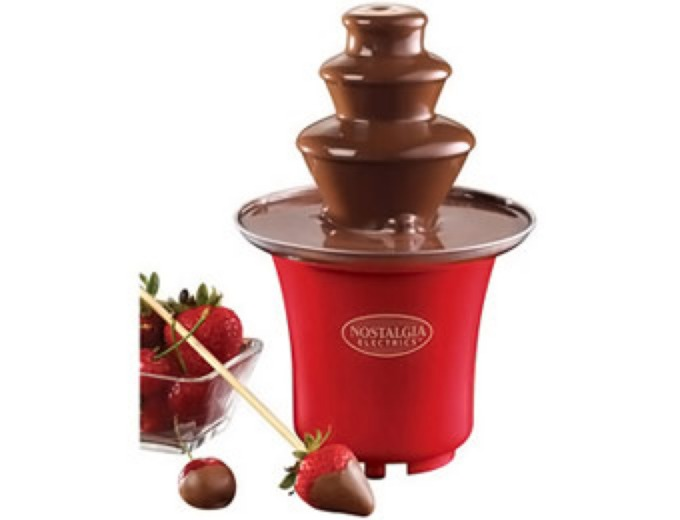 Nostalgia Electrics Chocolate Fountain