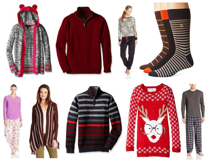 50-75% off Last-Minute Clothing & Accessory Gifts