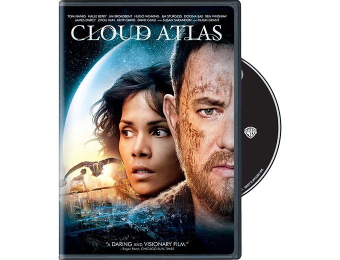 Cloud Atlas DVD