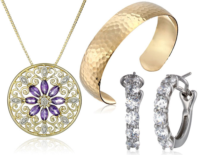 Last Minute Jewelry Gifts on Sale