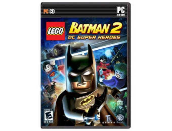LEGO Batman 2: DC Super Heroes PC Download