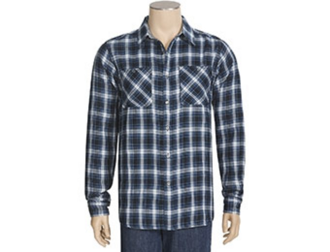 Gramicci Crossriver Plaid Montrose Shirt