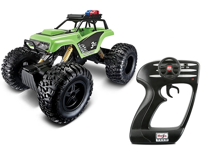 Maisto R/C Rock Crawler 3XL RC Vehicle