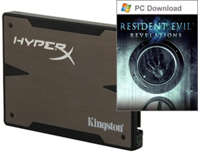 Kingston SH103S3 HyperX 120GB SSD