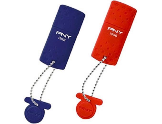 33% off PNY Rugged 16GB USB Flash Drives