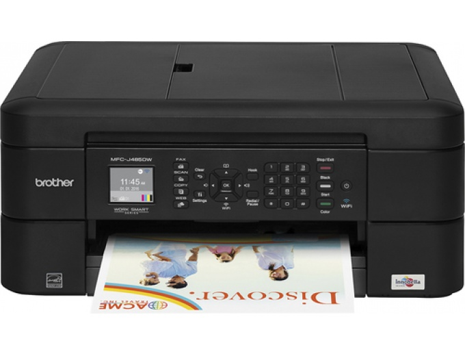 Brother MFC-J485DW Wireless Printer