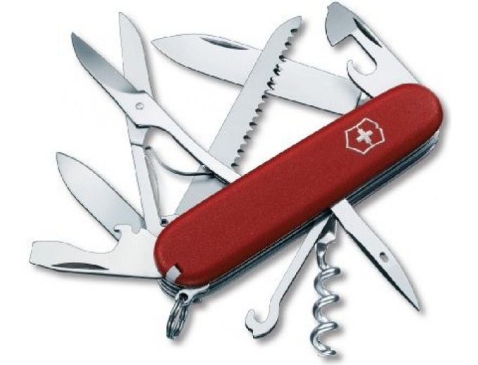 Victorinox Swiss Army Huntsman II Knife