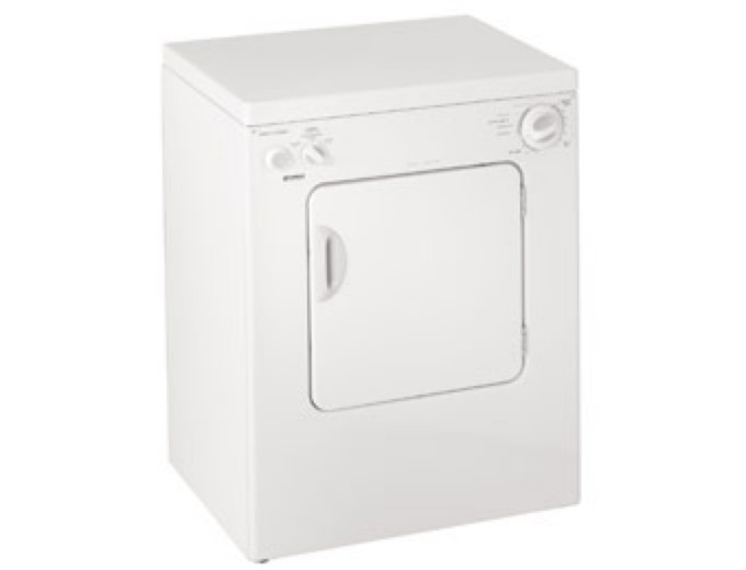 Kenmore 84722 Portable Electric Dryer