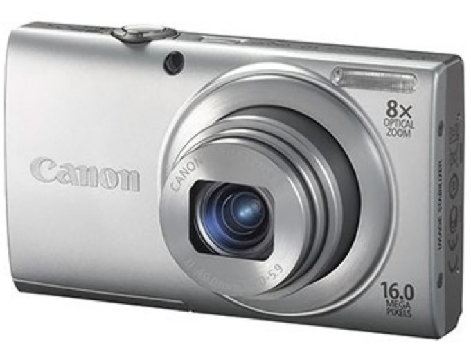 Canon PowerShot A4000 IS Digital Camera