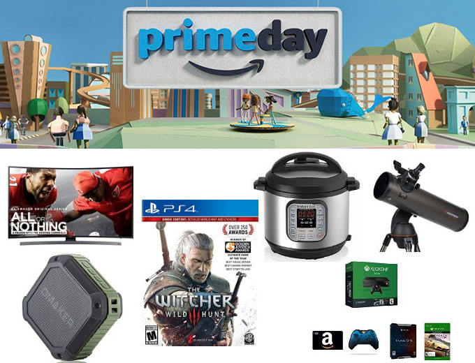 Prime Day Deals July 2016