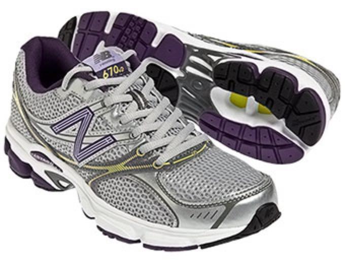 best service 1decd ddbef 63% off New Balance 670 Women's Running Shoes - $29.99