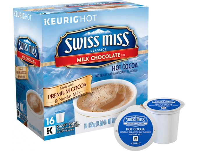 Keurig Swiss Miss Hot Cocoa K-Cups