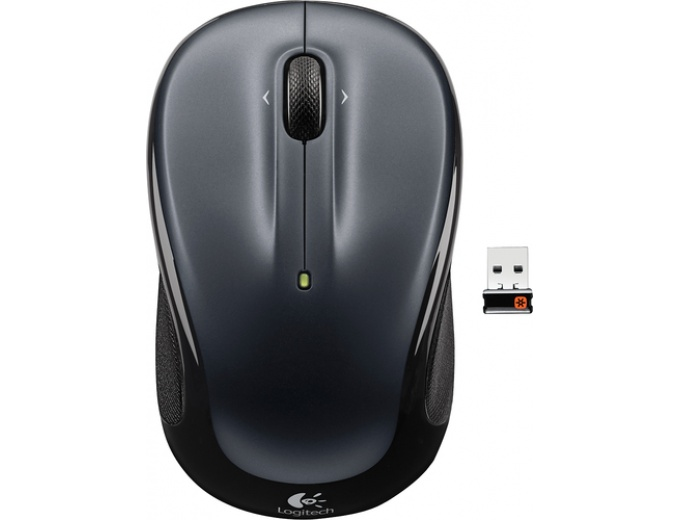 Logitech M325 Wireless Optical Mouse