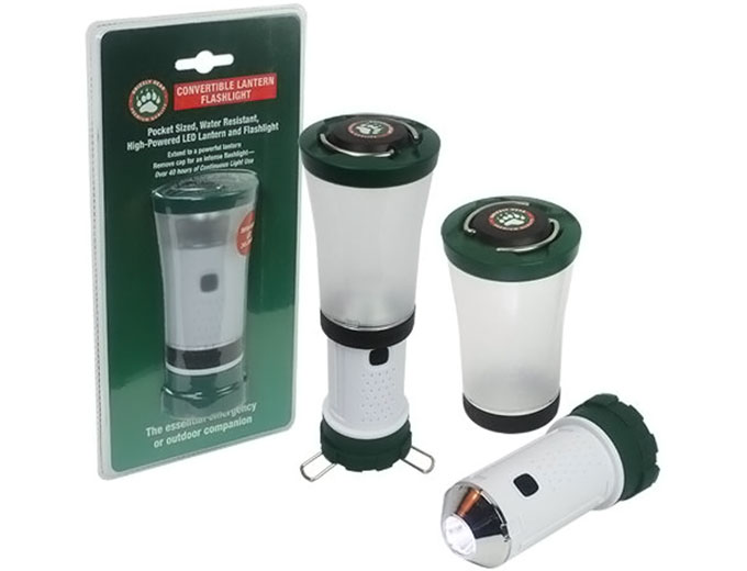 Grizzly Gear LED Lantern and Flashlight