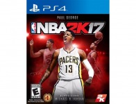 $25 off NBA 2K17 Standard Edition - PlayStation 4