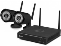 46% off Swann 4 Channel 1080p HD IP NVR Wireless Security System