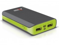 60% off Axess 6600 mAh Dual USB Power Bank