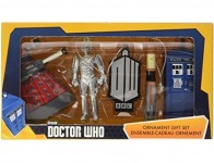 78% off Kurt Adler Doctor Who 2D Printed Ornament Gift Box, Set of 5