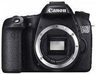 $1,087 off Canon EOS 70D 20.2 Megapixel Digital SLR Camera
