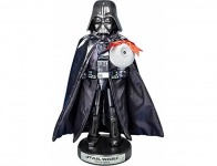 68% off Kurt Adler Darth Vader with Death Star Nutcracker, 10-Inch