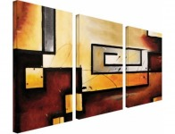 96% off Abstract Modern Gallery Wrapped Canvas Art by Jim Morana