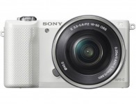 50% off Sony Alpha a5000 Digital Camera with 16-50mm OSS Lens