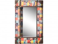 60% off Rio Multicolor Rectangular Mirror